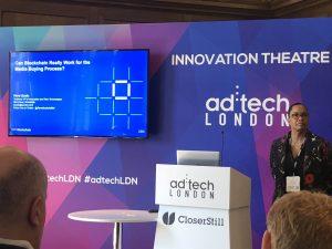 ad:tech London - Blockchain