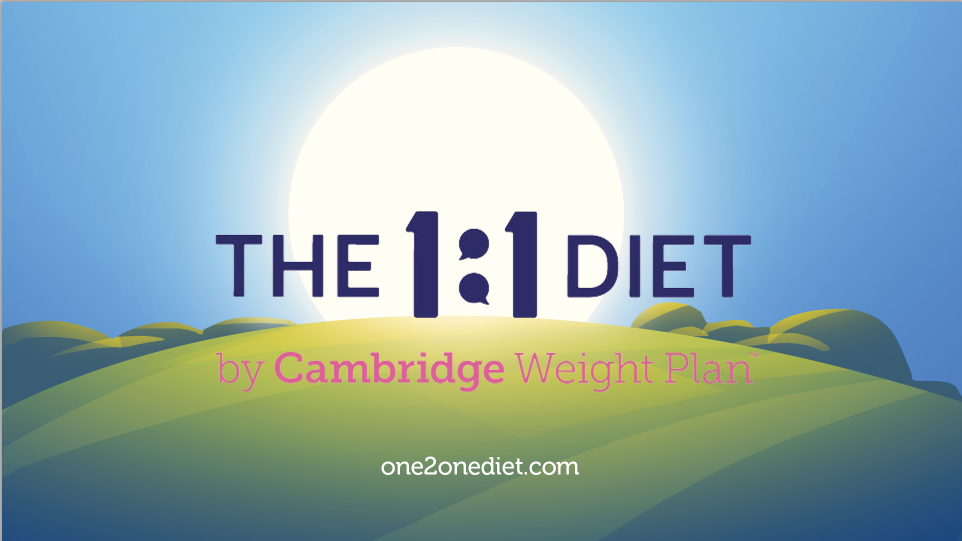 The 1:1 Diet by Cambridge Weight Plan Image